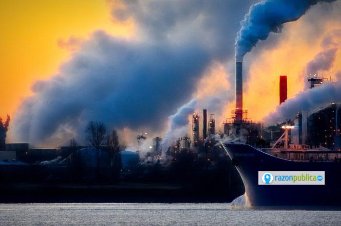 Las megaindustrias, las megacontrucciones y los sistemas de producción son los que nos han llevado a esta crisis climática.