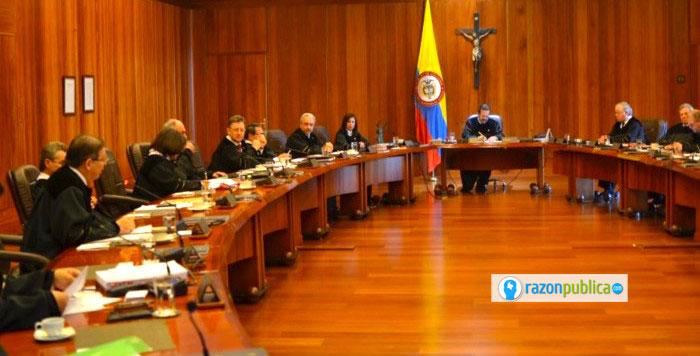 La Corte Suprema de Justicia luego de resolver las recusaciones de Uribe lo citó a indagatoria.