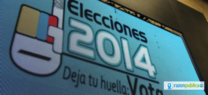 Los candidatos presidenciales de 2014 recibieron dineros irregulares de empresas, no solo de Odebrecht.