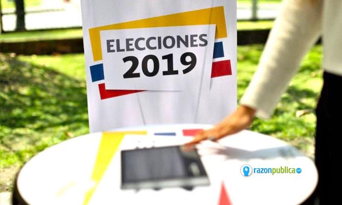 Elecciones 2019, no logramos que candidatos cuestionados se lancen.