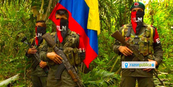 El ELN se había convertido en la primera amenaza de seguridad luego del desarme de las Farc.