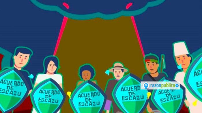 El acuerdo de Escazú busca aumentar la protección para los líderes ambientales. Colombia es uno de los países con más conflictos socioambientales del mundo.