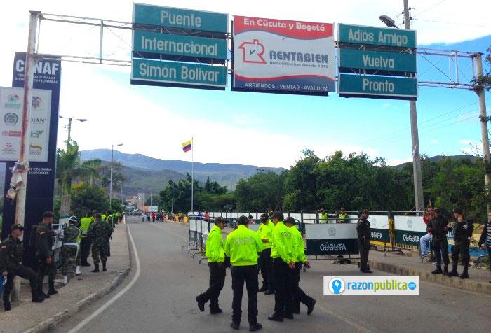 El enfrentamiento entre Colombia y Venezuela podría escalar.