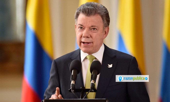 Juan Manuel Santos, expresidente de la República.