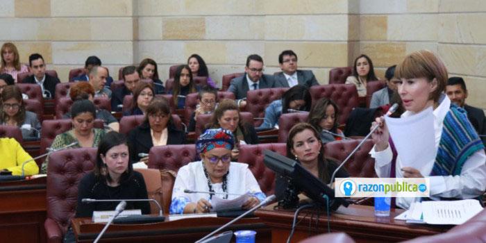 Participación política de mujeres, aún nos falta mucho.