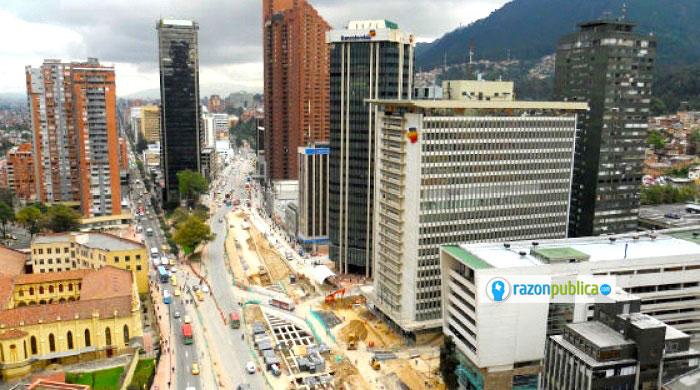 Densificación y renovación en Bogotá.