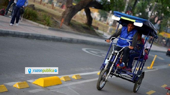 Uno de los problemas de este tipo de transportes son los riesgos a los que están expuestos tanto pasajeros como conductores.