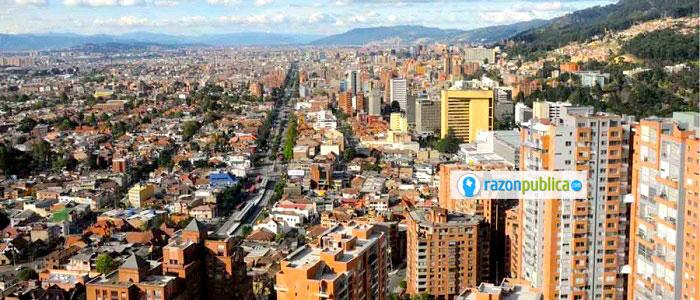 Las diferencias socioespaciales en Bogotá son tan marcadas que muchos bogotanos las usan como expresiones.