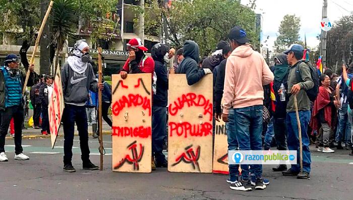 ¿Podrá el presidente Moreno aguantar la presión de las protestas?