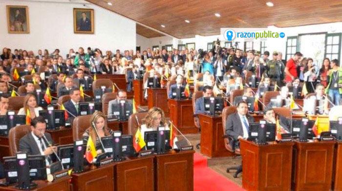 En el Concejo de Bogotá la Alianza Verde y el Partido Liberal se convirtieron en las dos fuerzas principales de la ciudad.