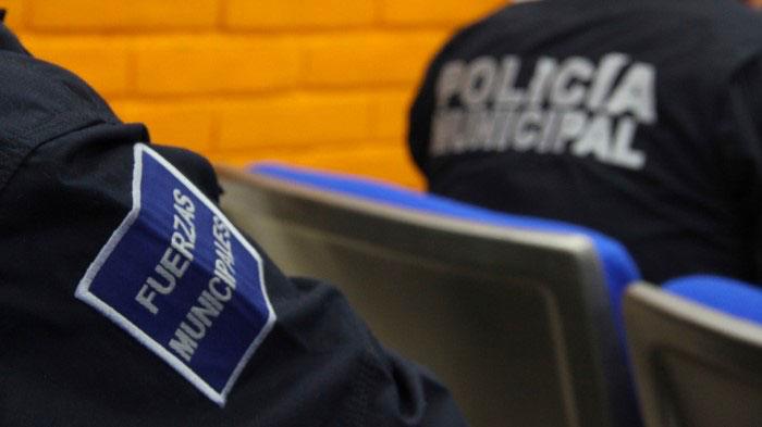 Policía de Culiacán.