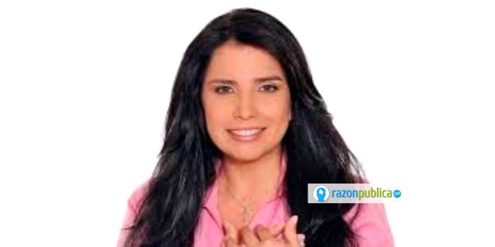 Aída Merlano, condenada por delitos electorales y quien protagonizó una fuga increíble la semana pasada