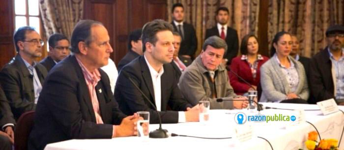 No solo Cuba, sino Noruega, Venezuela, Chile y Brasil fueron garantes de las conversaciones fallidas con el ELN.