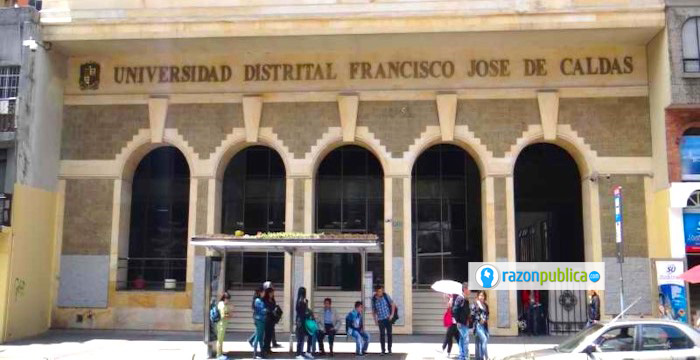 Universidad Distrital- Facultad de Ingeniería.