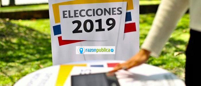 Los candidatos de coaliciones superaron por primera vez a los individualmente considerados.