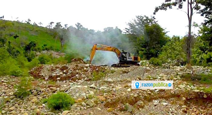 La minería choca con los intereses de los ambientalista ¿Una maldición?