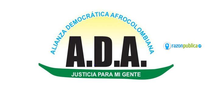 La agrupación política ADA se ha hecho famosa por la cantidad de avales que ha dado