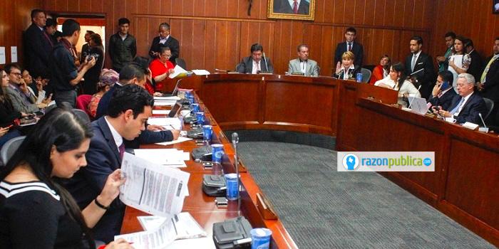 Aunque con insistencia pueden pedirse documentos del proceso de discusión del proceso, la dificultad para acceder a ellos hace parte de la forma cómo se decidió debatir el presupuesto.