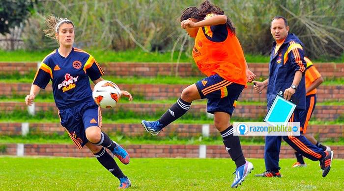 La selección Colombia femenina muestra con sus triunfos su voluntad para posicionar a Colombia como un gran exponente del fútbol femenino.
