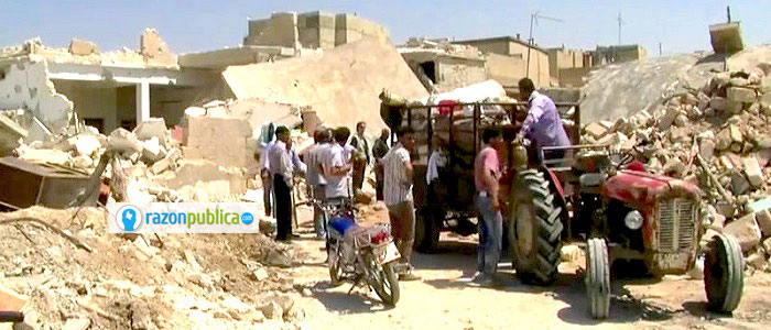 La salida Estados Unidos deja abierto el posible resurgir de ISIS y a los kurdos expuestos.