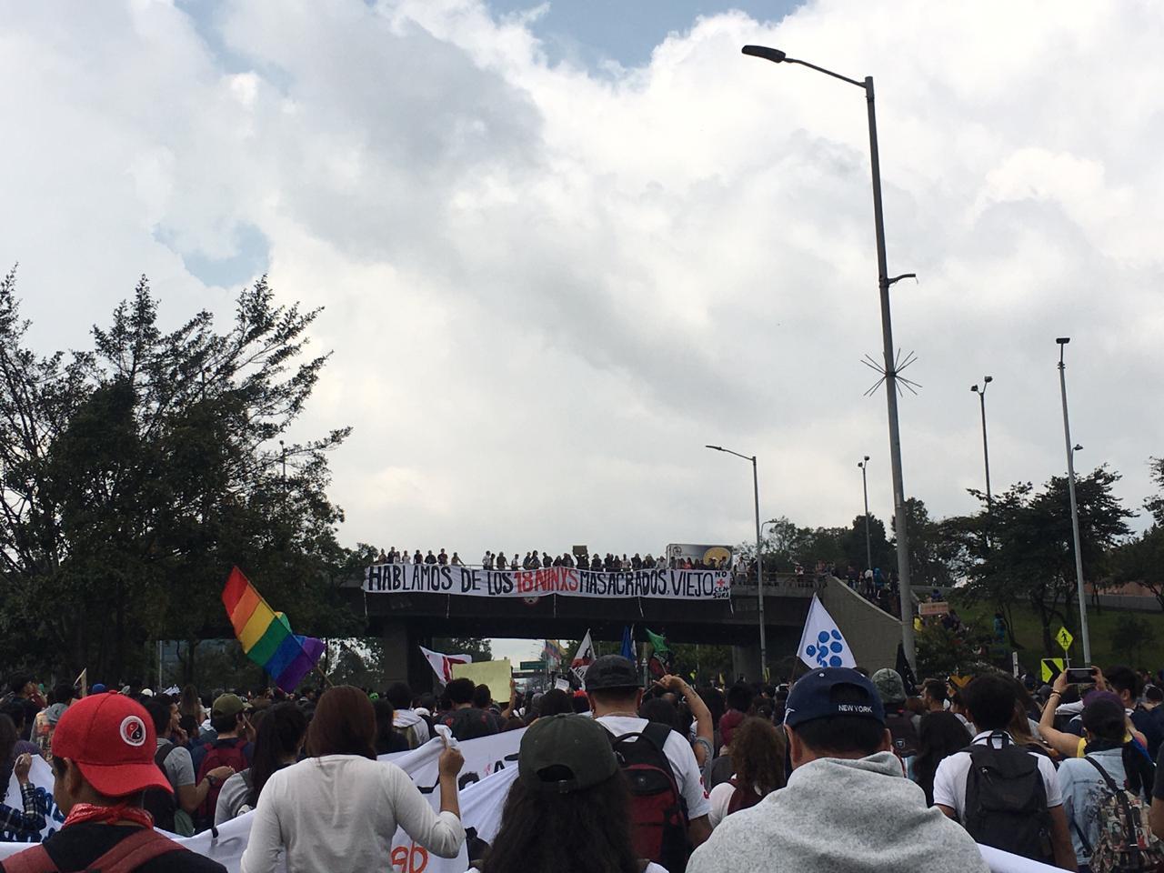 Las marchas han acogido un descontento generalizado pero que no tiene una causa única.