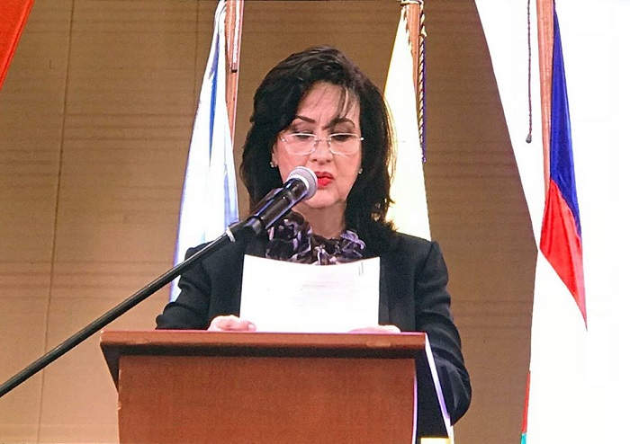 La conversación se dio entre dos encargados de las relaciones internacionales de Colombia y de temas claves para el país que se llevó a cabo fuera de la embajada.