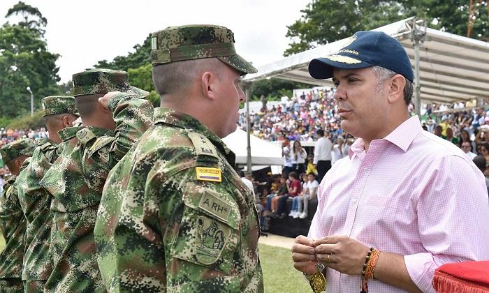 El gobierno debe entender que la militarización de las regiones no sólo trae inseguridad para las personas sino que no permite el crecimiento económico.