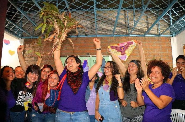 El segundo triunfo importante fue para Estamos Listas en Medellín y la obtención de un cupo en el Concejo.