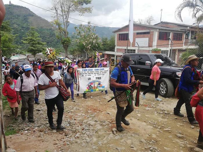 EL CRIC ha responsabilizado por las masacres a grupos disidentes que operan el la zona.