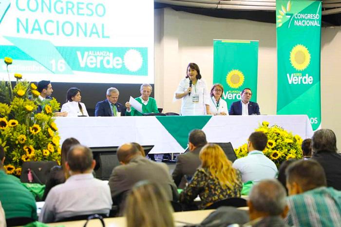 La progresión de Alianza Verde fue notable en estas elecciones.