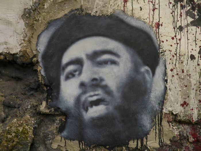 Abu Bakr al Baghdadi, líder de ISIS.