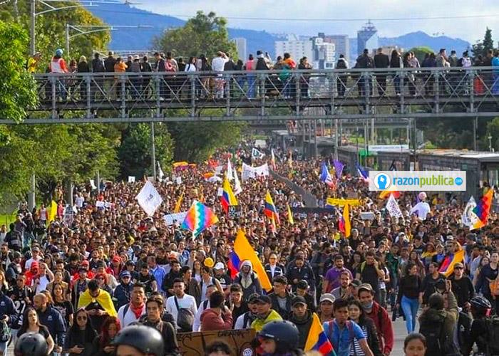 Desde que inició el gobierno Duque han ocurrido 200 movilizaciones sociales auspiciadas por sectores de oposición.