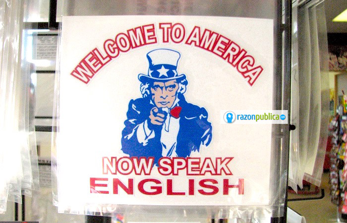 English only.