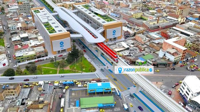 Metro de Bogotá El contrato se firmó y Claudia López deberá ejecutarlo.