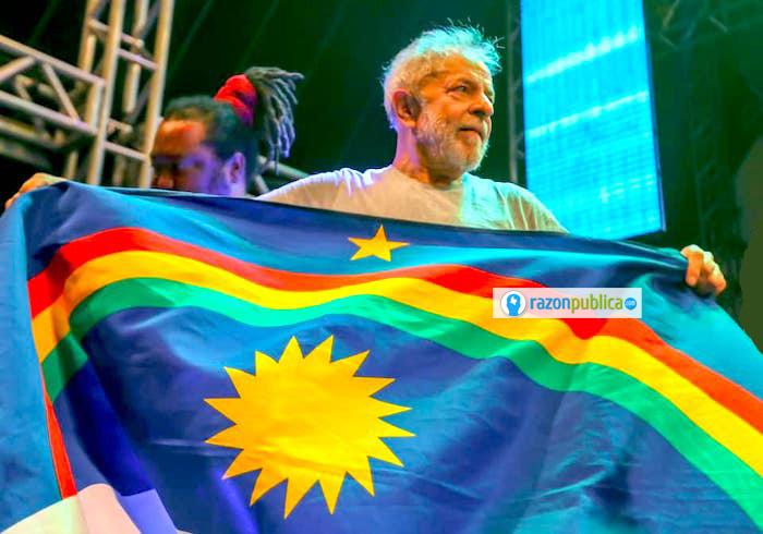 Lula da Silva fue liberado por una decisión de la Corte Suprema de justicia el pasado 8 de noviembre.