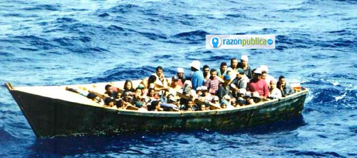 Coast Guard Compass Los humanos hemos migrado desde siempre.