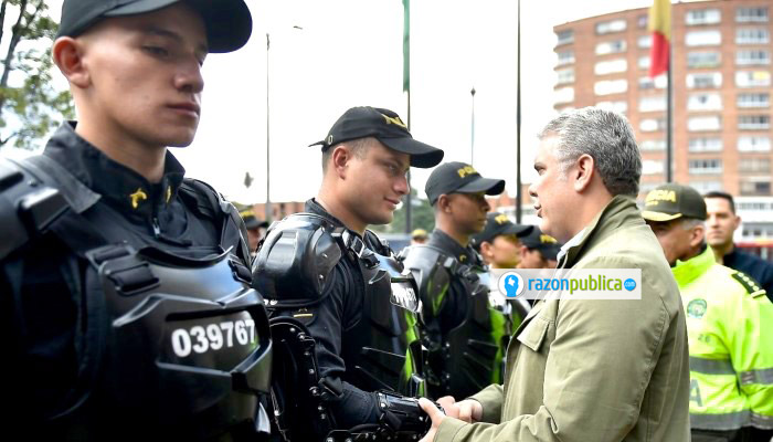 El ESMAD así como la Policía deberían pensar seriamente en una reforma que impactara la forma de pensar de sus miembros