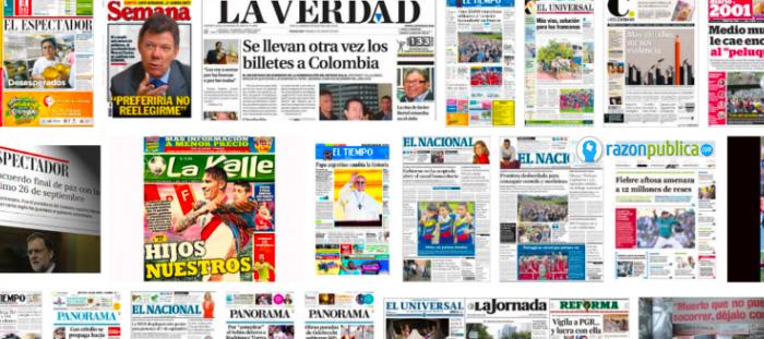 Sin el Twitter de Uribe, muchos medios se quedaron sin qué informar.