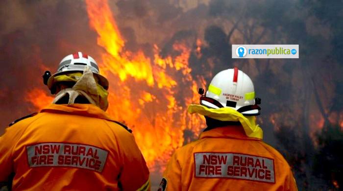 Las llamas han consumido miles de hectáreas en Australia.