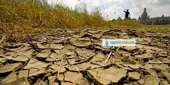 Colombia ha sufrido el azote de sequías y heladas.