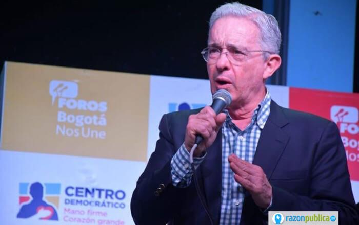 Partido de Alvaro Uribe