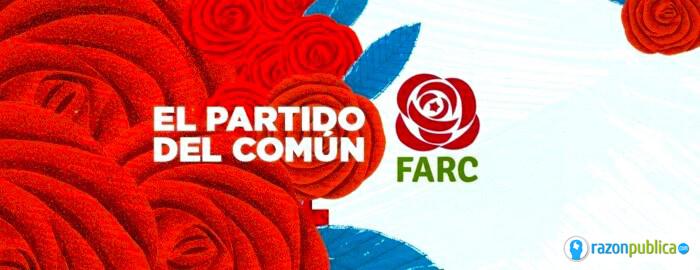 Farc, el Partido de la Rosa