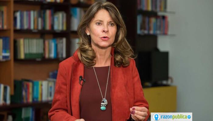 Vicepresidenta Olga Lucia