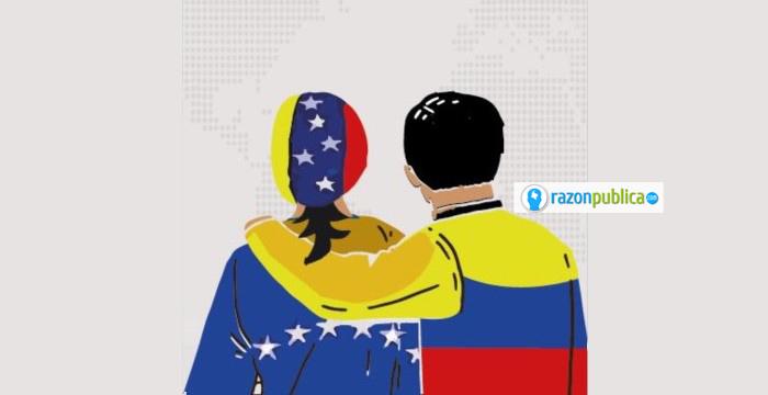 Educación para los venezolanos en colombia