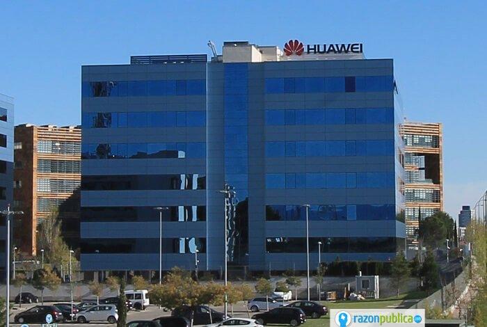 Huawei en colombia