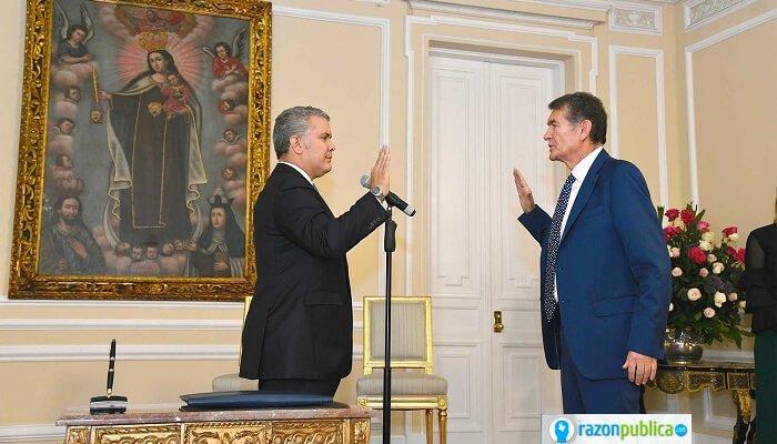 Ministerio de Trabajo Ángel Custodio Cabrera