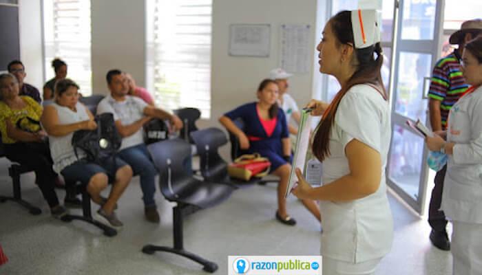 médicos venezolanos en el país
