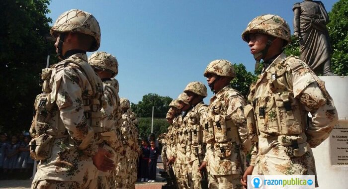Abuso de autoridad militar