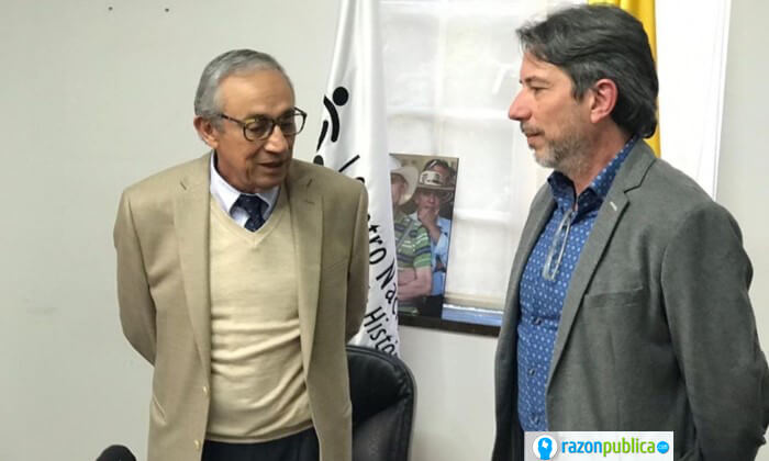 Director del Centro Nacional de Memoria Histórica