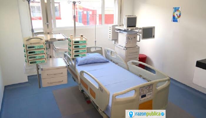 CAPACIDAD hospitalaria